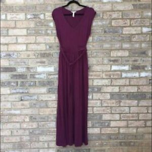 Matilda Jane Dresses - NWT Deep Purple maxi dress
